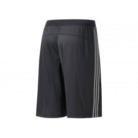 Short Adidas D2M 3 Stripes para caballero - Envío Gratuito