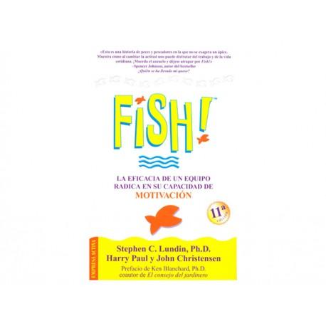 Fish La Eficacia de un Equipo Radica en su Capacidad de Moti - Envío Gratuito