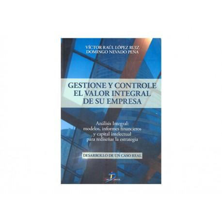 Gestione y Controle El Valor Integral de Su Empresa - Envío Gratuito