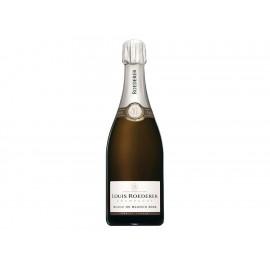 Champagne Louis Roederer Brut Blanc de Blanc 750 ml - Envío Gratuito