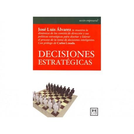 Decisiones Estratégicas - Envío Gratuito