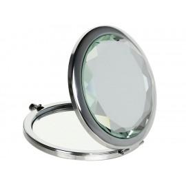 Espejo Blanco Diamante 3X Rucci - Envío Gratuito