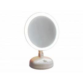 Espejo de Tocador Led Blanco Rucci - Envío Gratuito