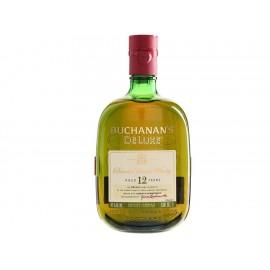 Caja de Whisky Buchanan's Deluxe 1 litro - Envío Gratuito