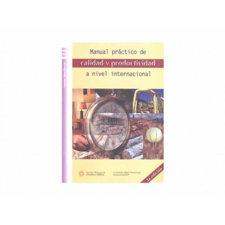 Manual Práctico de Calidad y Productividad a Nivel - Envío Gratuito