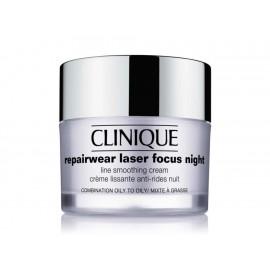 Clinique Crema Hidratante de Noche Repairwear Laser Focus 50 ml - Envío Gratuito