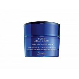 Crema hidratante facial de noche Guerlain Super Aqua-Créme 50 ml - Envío Gratuito