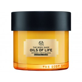 The Body Shop Crema de Noche Revitalizante Intensiva Oils of Life 80 ml - Envío Gratuito