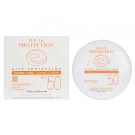 Protector solar en crema compacta Avene Haute Protection 10 g - Envío Gratuito