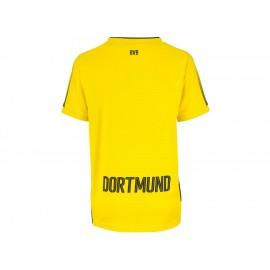 Jersey Puma Borussia Dortmund Réplica Local para niño - Envío Gratuito