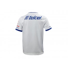 Jersey Under Armour Cruz Azul FC Visitante para niño - Envío Gratuito