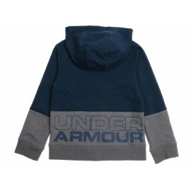 Sudadera Under Armour Sportstyle Iso para niño - Envío Gratuito