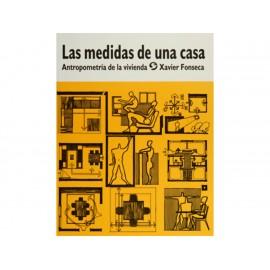 Las Medidas de una Casa: Antropometría de la Vivienda - Envío Gratuito