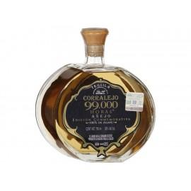 Tequila Corralejo 99,000 Horas Añejo 750 ml - Envío Gratuito