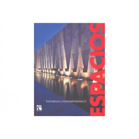 Espacios en Arquitectura Entornos Contemporáneos - Envío Gratuito
