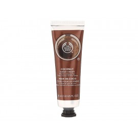 Crema de Manos de Coco The Body Shop - Envío Gratuito