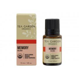 Aceite esencial orgánico Tea Garden Organics Memory 15 ml - Envío Gratuito