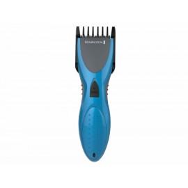 Cortadora de cabello Remington Titanium azul brillante - Envío Gratuito
