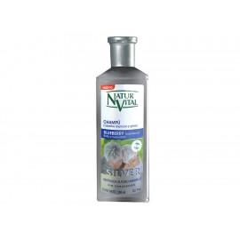 Shampoo capilar Naturaleza y Vida Silver 300 ml - Envío Gratuito