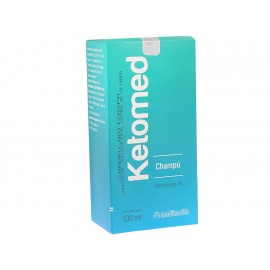 Shampoo Ketomed Italmex 100 ml - Envío Gratuito