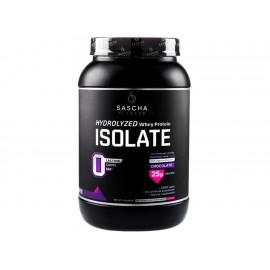 Proteína Sascha Fitness Chocolate 907 g - Envío Gratuito