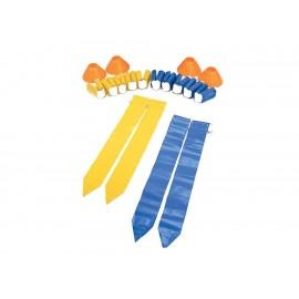 SKLZ Cinturón con Banderas para Tocho - Envío Gratuito