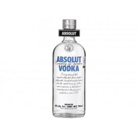 Caja de Vodka Absolut Regular 750 ml - Envío Gratuito