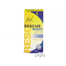 Tratamiento coadyuvante Rescue Remedy Night Liquid Melts 38 g - Envío Gratuito