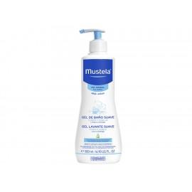 Gel de baño suave Mustela 500 ml - Envío Gratuito