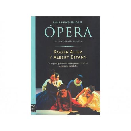 Guía Universal de la Ópera 3 Discografía Esencial - Envío Gratuito