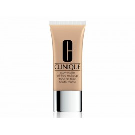 Maquillaje Líquido Clinique Stay Matte Fluid 19 Sand - Envío Gratuito