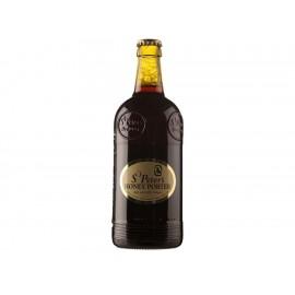 Paquete de 6 cervezas St Peter's Honey Porter 500 ml - Envío Gratuito
