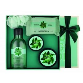 Cofre para el cuidado corporal The Body Shop Fuji Green Tea - Envío Gratuito