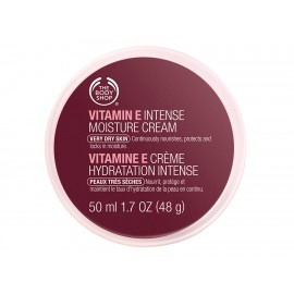 Crema Hidratante Intensiva de Vitamina E The Body Shop - Envío Gratuito