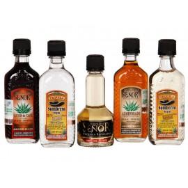Tequila es México con 5 Botellines - Envío Gratuito