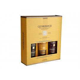 Whisky Glenmorangie 3 Botellas de 350 ml - Envío Gratuito