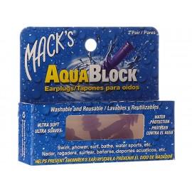 Mack's Tapones para Oídos con Reborde Suave - Envío Gratuito