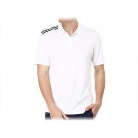 Adidas Playera Polo ClimaCool 3 Stripes para Caballero - Envío Gratuito