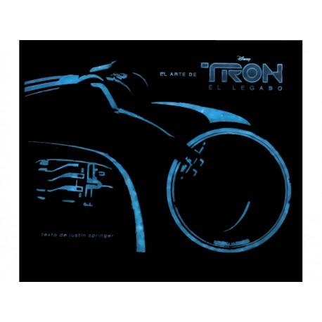 El Arte de Tron el Legado - Envío Gratuito