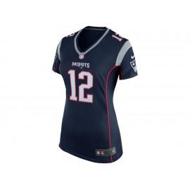 Jersey Nike NFL New England Patriots Tom Brady para dama - Envío Gratuito