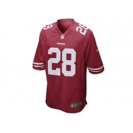 Jersey Nike NFL San Francisco 49ers Carlos Hyde para caballero - Envío Gratuito