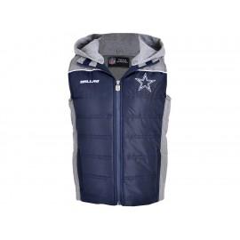 Chaleco NFL Dallas Cowboys para niño - Envío Gratuito