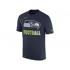 Playera Nike NFL Dry Legend Seattle Seahawks para caballero - Envío Gratuito