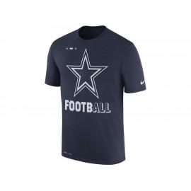 Playera Nike NFL Legend Dallas Cowboys para caballero - Envío Gratuito
