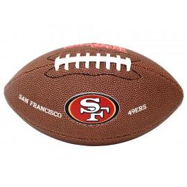 Balón Wilson San Francisco 49ers Fútbol americano - Envío Gratuito