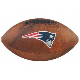 Balón Wilson New England Patriots Fútbol americano - Envío Gratuito