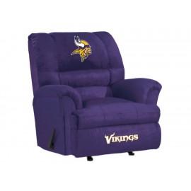 NFL Sillón Reclinable Minnesota Vikings - Envío Gratuito