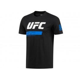 Playera Reebok UFC Octagon para caballero - Envío Gratuito