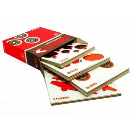 Dianas de cartón Gamo caza y tiro con arco - Envío Gratuito
