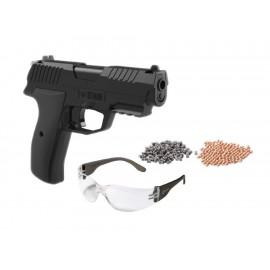 Crosman Pistola de CO2 Kit Cal. 4.5 mm - Envío Gratuito